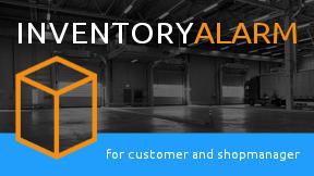 Inventory Alarm