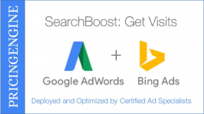 SearchBoost™: Get Visits